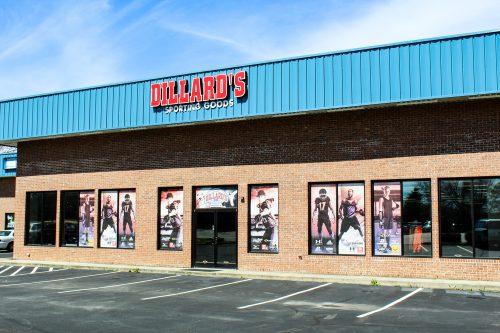 Dillards Anderson Sc >> Dillard S Sporting Goods Visit Anderson